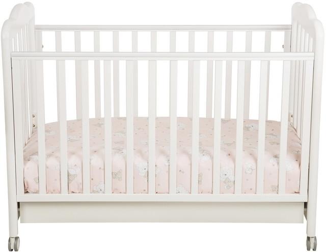 Кроватка Immimi Fiorentina белый