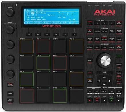 Dj-контроллер Akai Pro MPC Studio Black
