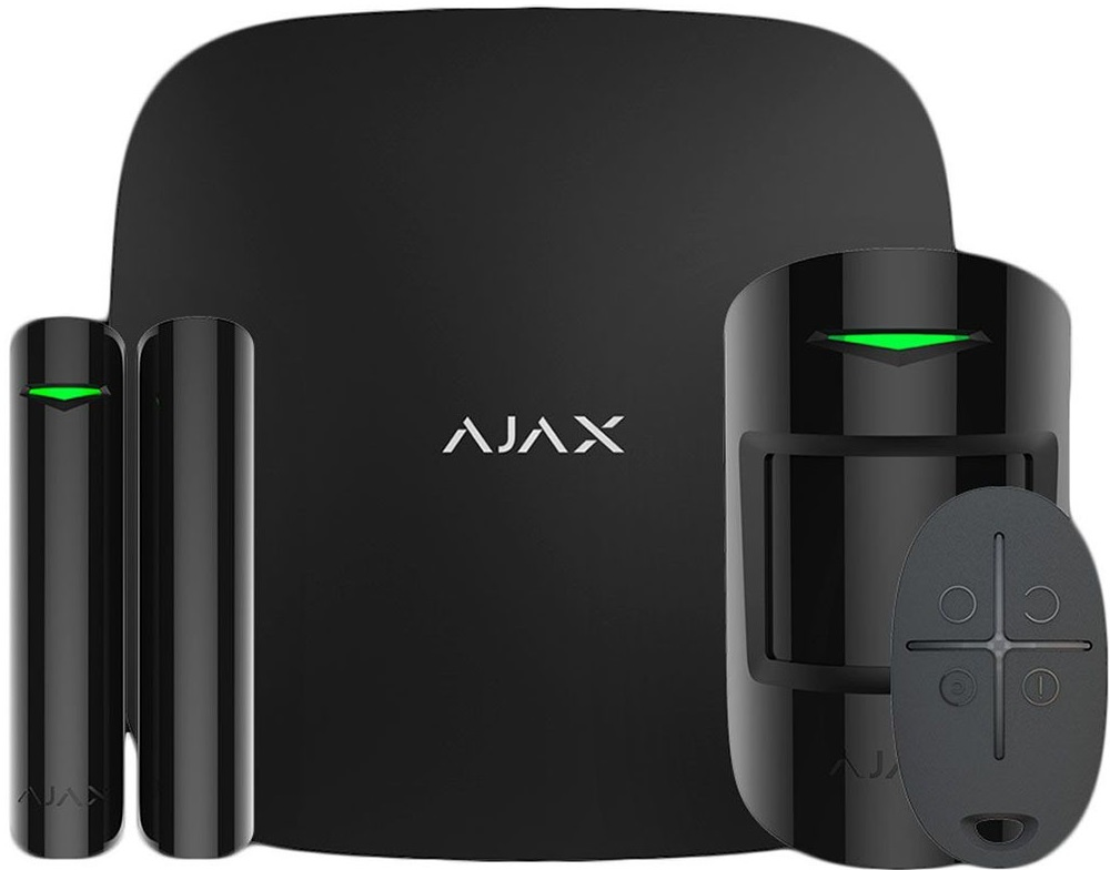 Стартовый комплект Ajax StarterKit Black
