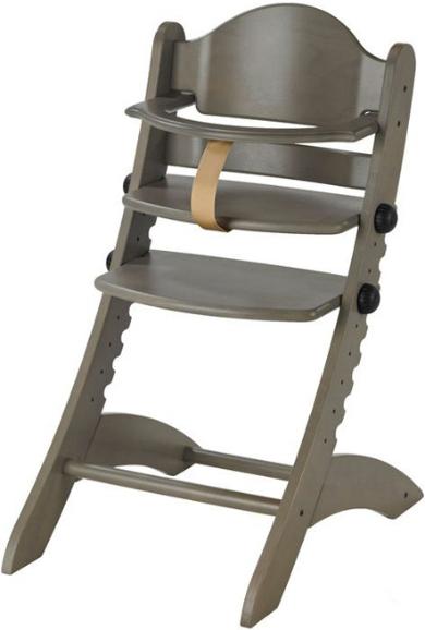 Стульчик для кормления Geuther Swing серый