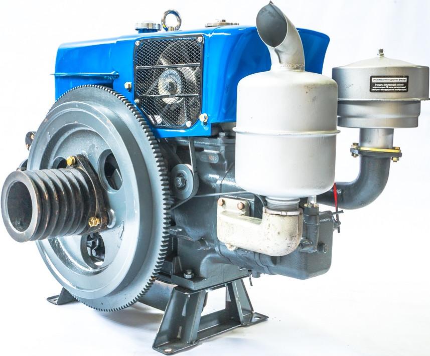 Двигатель Скаут ZS1100-T (без катушки, …