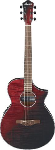 Акустическая гитара Ibanez AEWC32FM-RSF AEWC