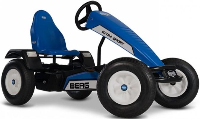 Веломобиль Berg Extra Sport Blue BFR