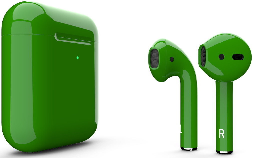 Наушники Apple AirPods 2 2019 Gloss Gre…