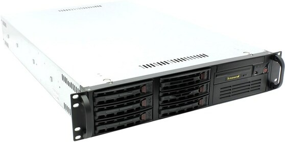 Рэковый корпус Supermicro SuperChassis 823TQ-653LPB