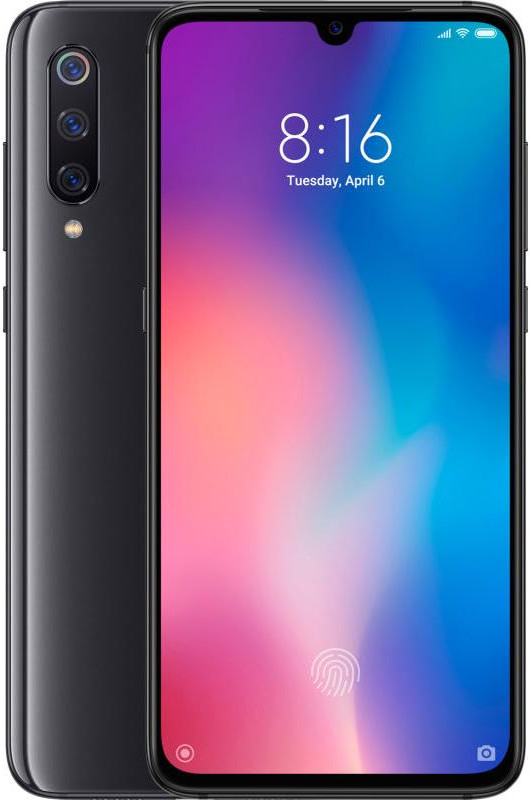 Смартфон Xiaomi Mi 9 LTE 6Gb 64Gb Black…