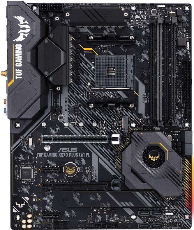 Материнская плата Asus TUF Gaming X570-Plus (WI-FI) AM4