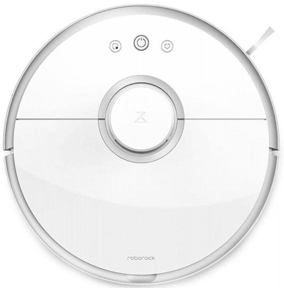 Робот-пылесос Робот-пылесос Xiaomi Roborock Robot Vacuum Cleaner S5 белый (S502-02)