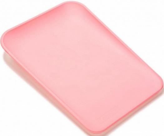 Пеленальный столик Leander 510010-76 розовый