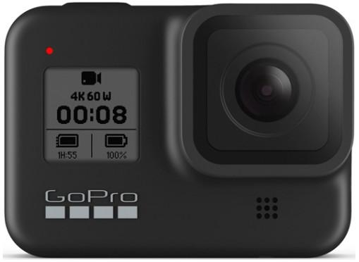 Экшен-камера GoPro Hero8 Special Bundle Black