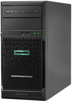 Сервер HPE Proliant ML30 Gen10 3,3GHz/8Gb Black