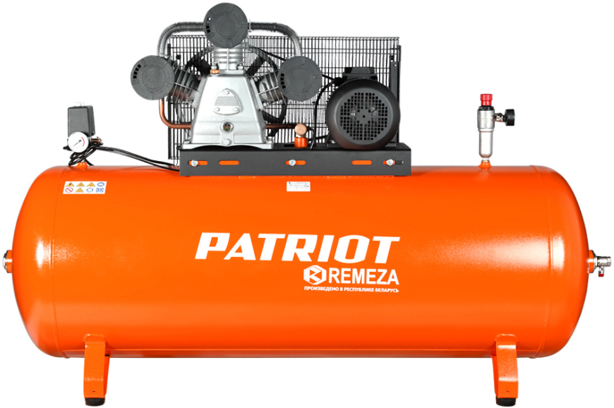 Компрессор Patriot Remeza СБ 4/Ф-500 LB 75