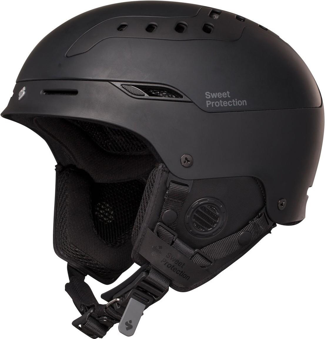 Шлем Sweet Protection Switcher Helmet Dirt Black L/XL