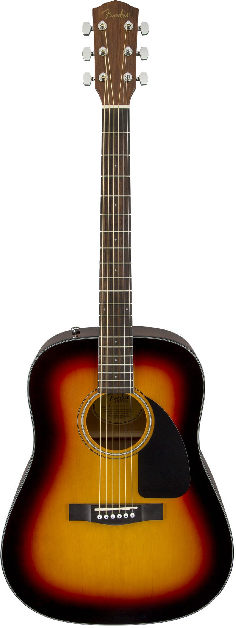 Акустическая гитара Fender CD-60 Dread V3 DS SB WN