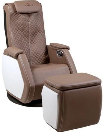 Массажное кресло Casada Smart 5 Khaki/White