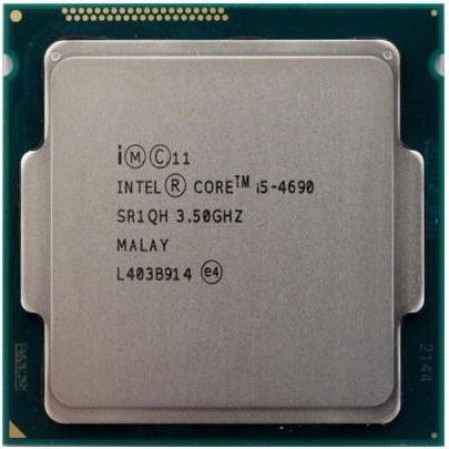 Процессор (CPU) Intel Core i5-4690 3.5G…