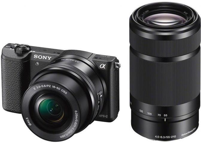 Фотоаппарат Sony Alpha A5100Y Kit 16-50…