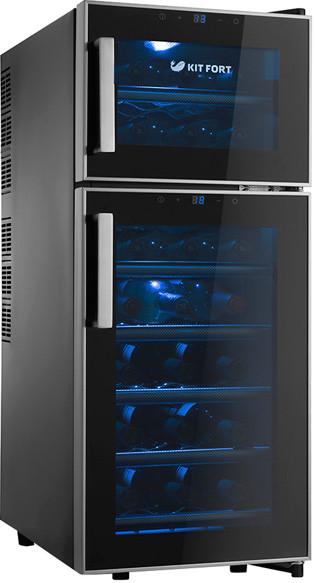 Винный шкаф Kitfort KT-2407