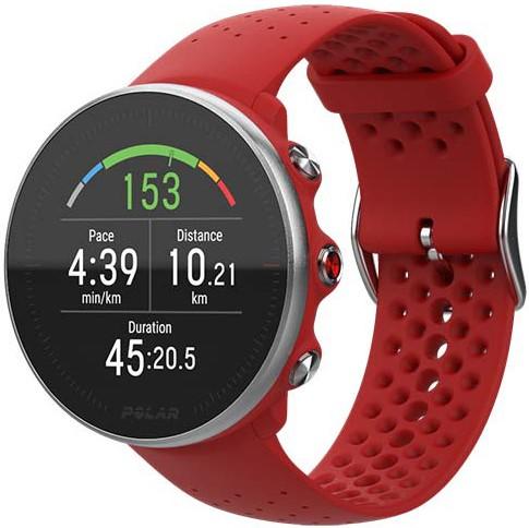 Умные часы Polar Vantage M Red