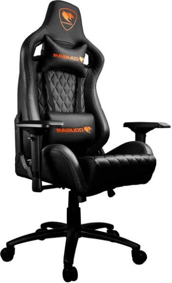 Игровое кресло Cougar Armor S-B черный