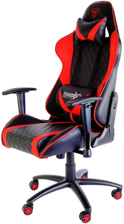 Игровое кресло ThunderX3 TGC15 черный/к…