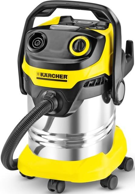 Строительный пылесос Karcher WD 5 Premium Renovation Kit
