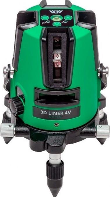 Уровень ADA 3D Liner 4V Green