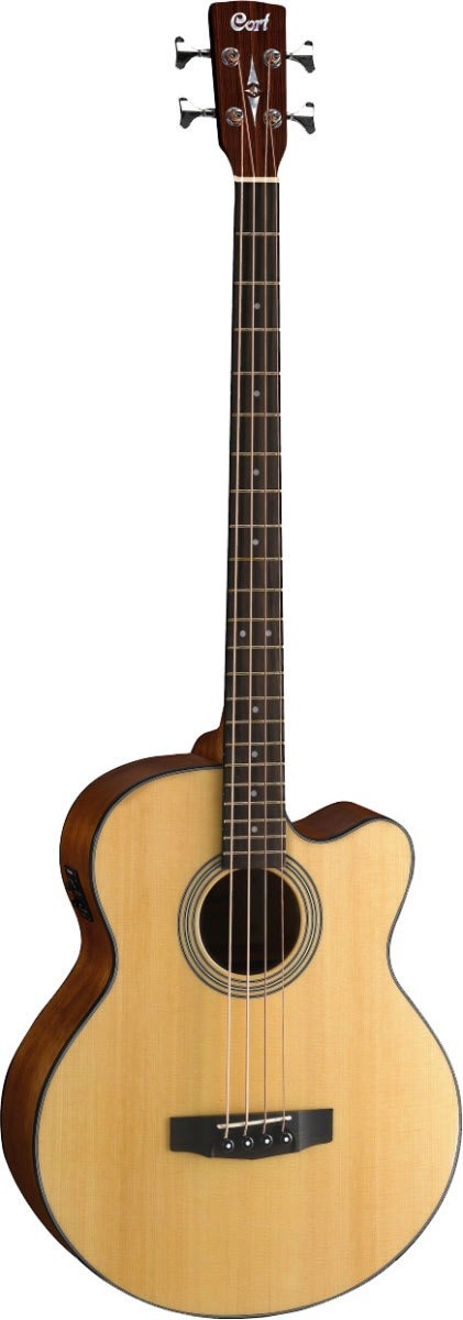 Бас-гитара Cort SJB5F-NS Acoustic Bass …
