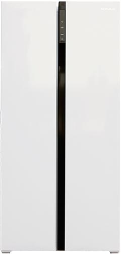 Холодильник Shivaki SBS-440DNFW