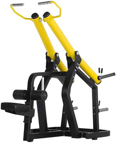 Верхняя тяга Bronze Gym LA-07