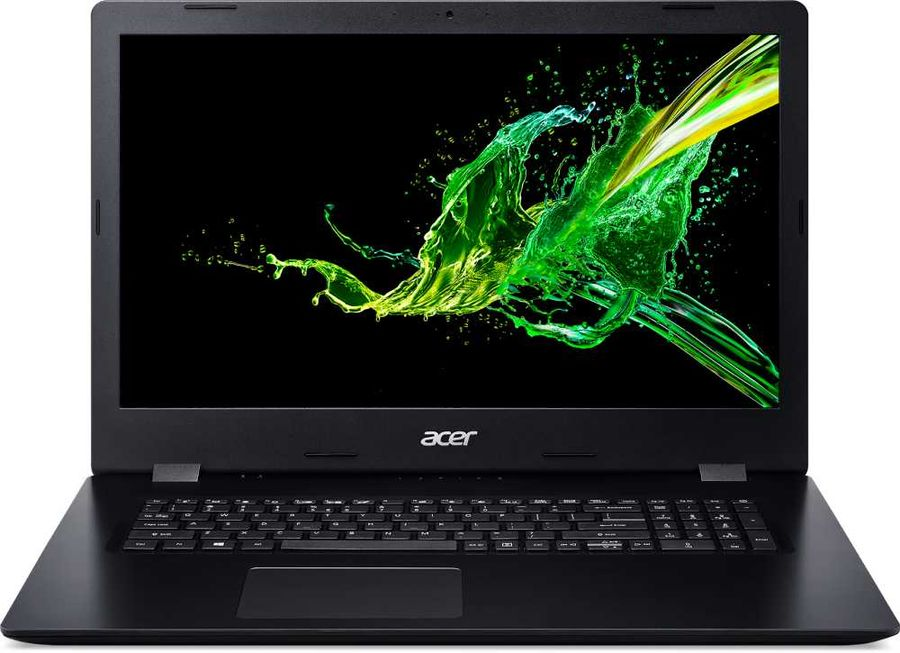 "Ноутбук Acer Aspire A317-32-P09J 17,3""/1,1GHz/4Gb/500Gb/W10 Black"