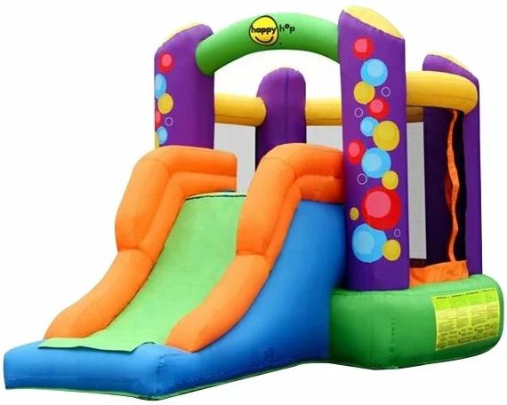 Надувной батут Happy Hop Воздушные шары