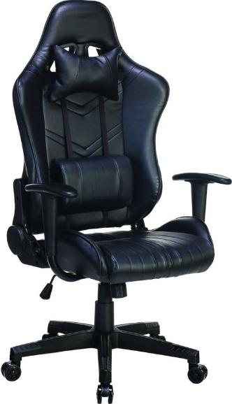 Игровое кресло Бюрократ СН-789/BLACK черный