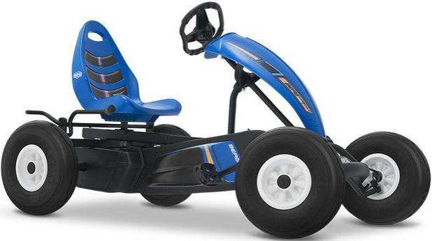 Веломобиль Berg Compact Sport Blue BFR