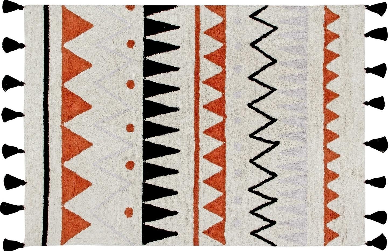 Ковер Lorena Canals Azteca Terracotta 120х160 см