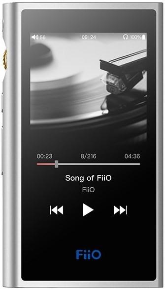 Mp3 плеер Fiio M9 4Gb Silver