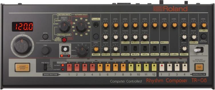 Драм-машина Roland TR-08
