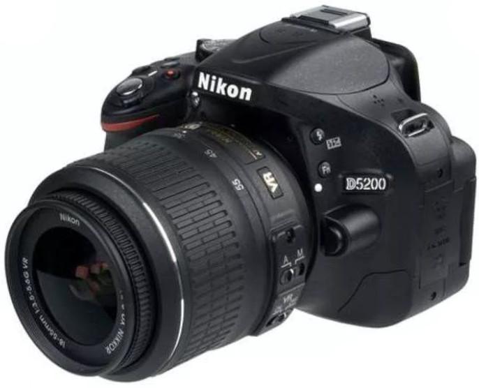 Фотоаппарат Nikon D5200 Kit AF-S DX 18-…
