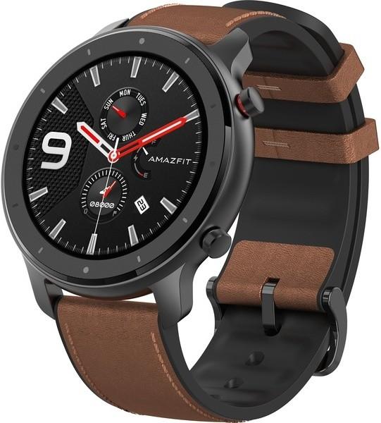 Умные часы Amazfit GTR 47mm Aluminum