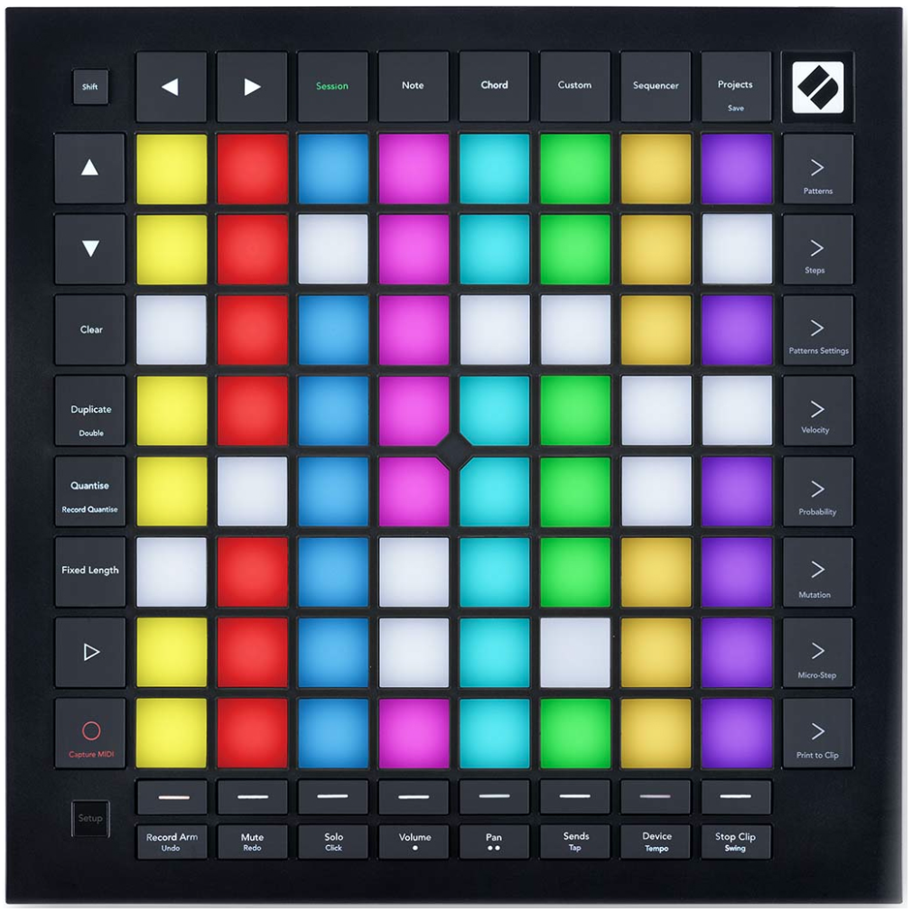 MIDI-контроллер Novation Launchpad Pro MK3