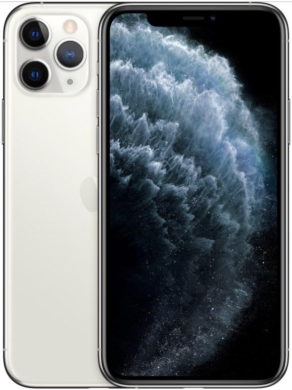 Смартфон Apple iPhone 11 Pro Max 512Gb Silver 1️⃣1️⃣
