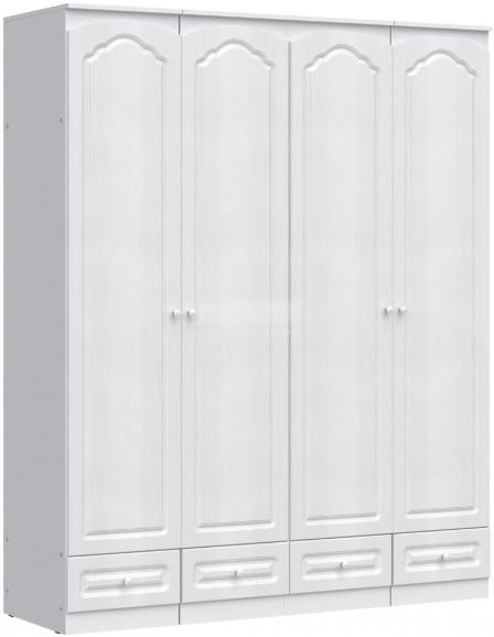 Шкаф Столплит Амалия 409-868-600-0831 дуб беленый