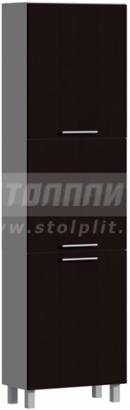 Пенал Столплит Анна 301-560-360-0991 шоколад глянец