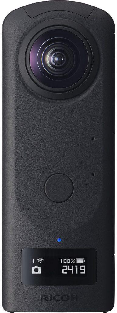 Экшен-камера Ricoh Theta Z1