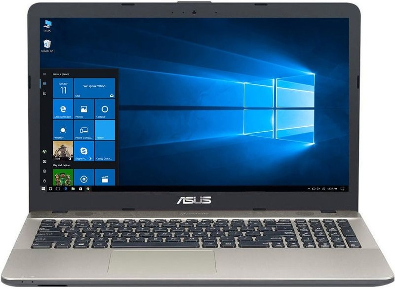 "Ноутбук Asus D540MB-GQ141T 15,6""/1,1GHz/8Gb/256GbSSD/GeForce MX110/W10 Brown"