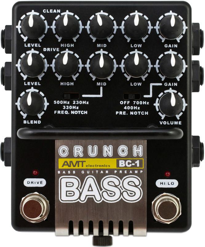 Усилитель для гитар AMT Electronics BC-…