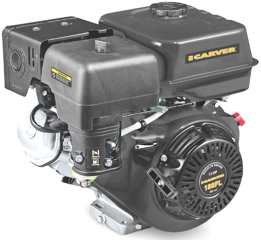 Двигатель Carver 188FL (без катушки, 13 л.с.)