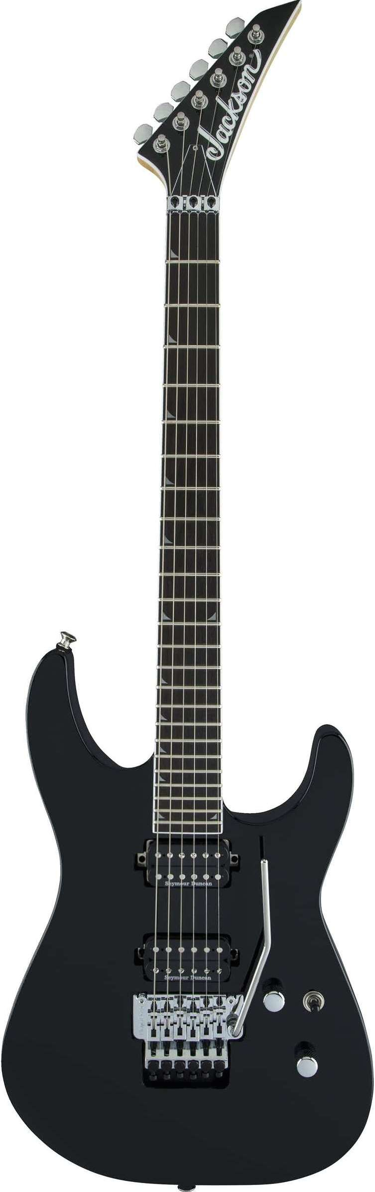 Электрогитара Jackson Pro SL2 - Gloss Black