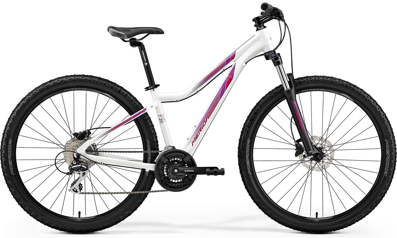 Велосипед Merida Juliet 7.20-D (2019) б…