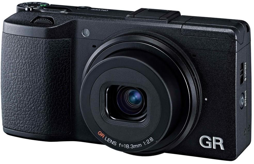 Фотоаппарат Ricoh GR II Black